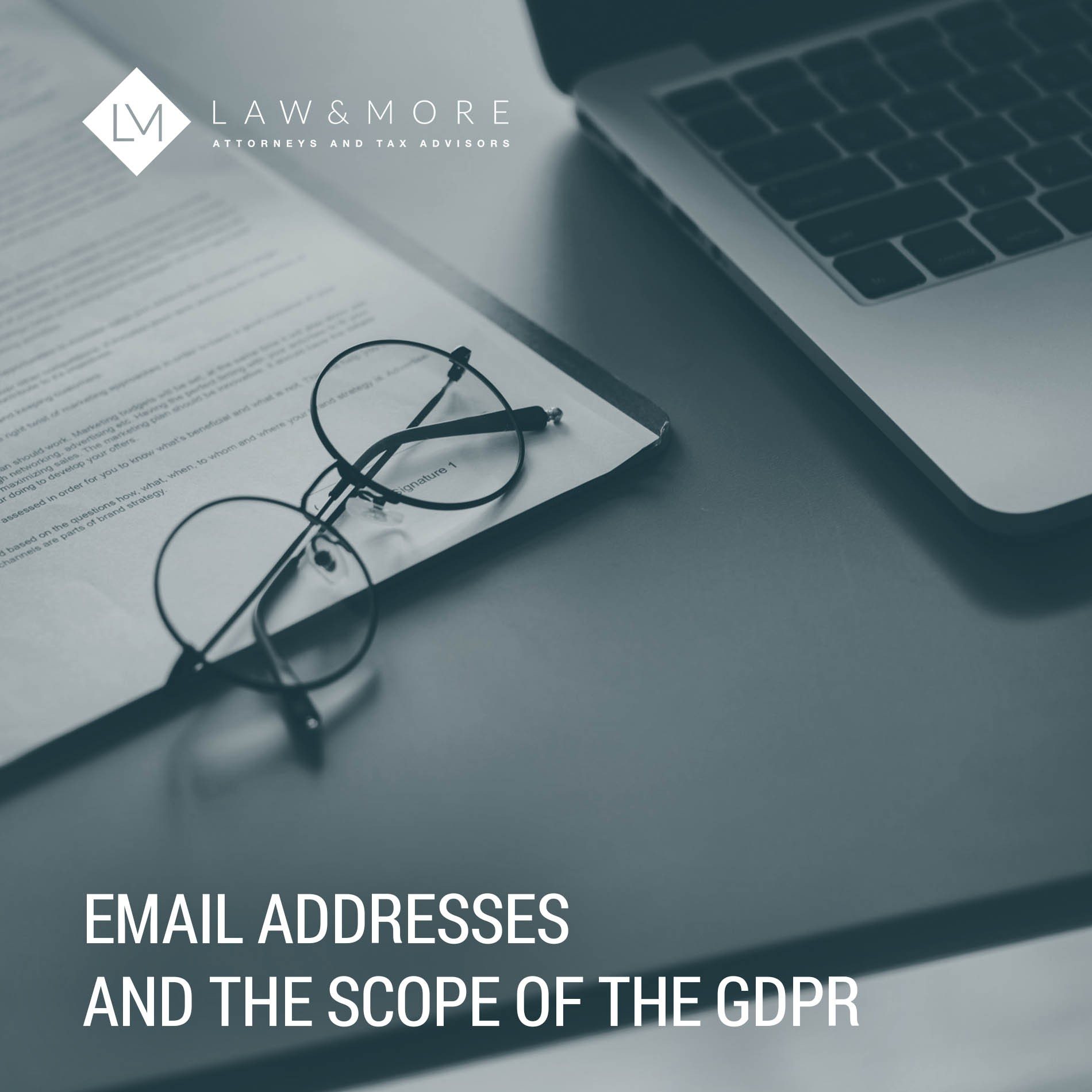 Email addresses and the scope of the GDPR - Image