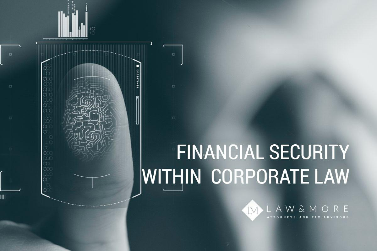 Financial security within corporate law